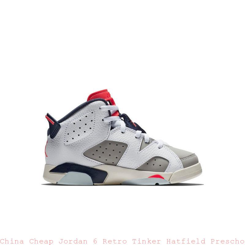 huge discount 3e00f 59873 China Cheap Jordan 6 Retro Tinker Hatfield Preschool Kids Shoe – cheap nike  shoes ...