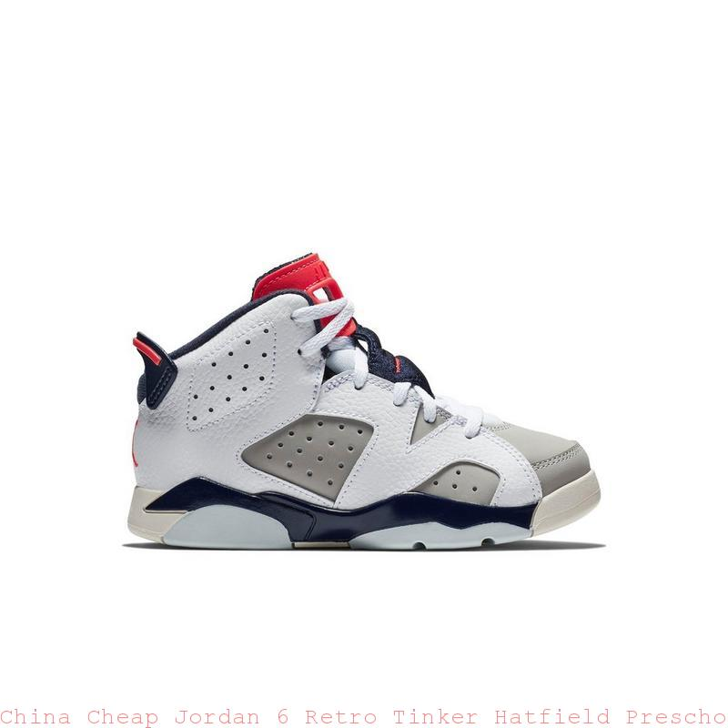 b0fb046c6 China Cheap Jordan 6 Retro Tinker Hatfield Preschool Kids Shoe – cheap nike  ...