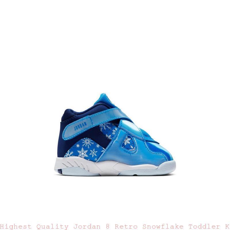 quite nice b4a05 624c4 Highest Quality Jordan 8 Retro Snowflake Toddler Kids Shoe - cheap  authentic jordan shoes websites - R0606