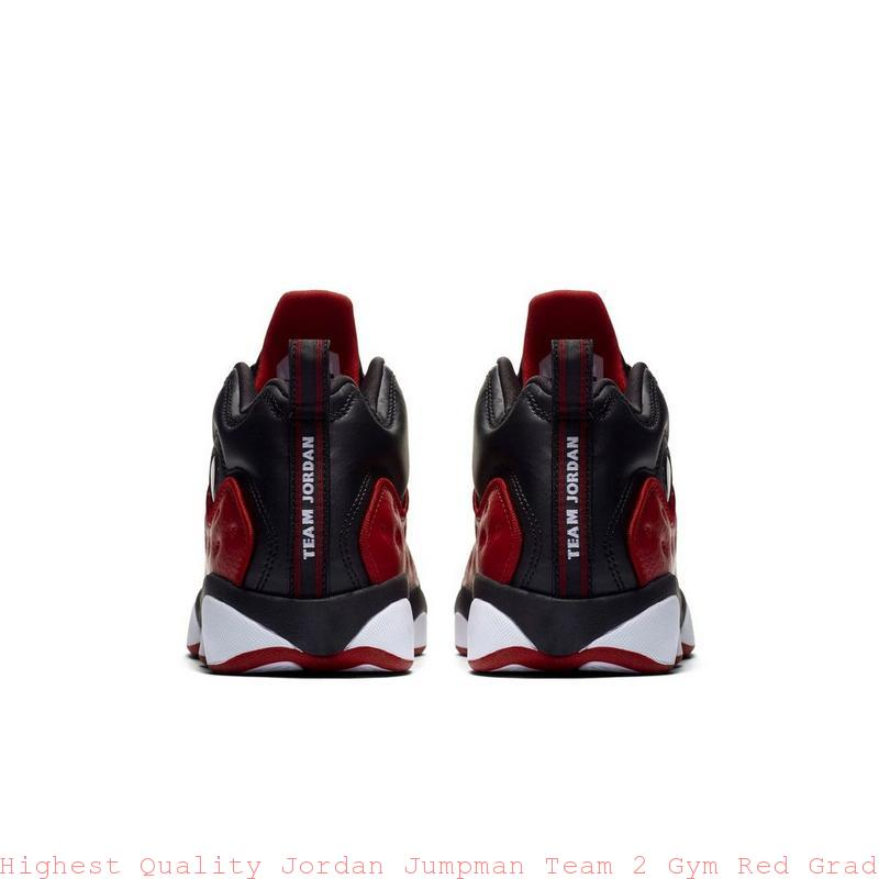 87219ce21fe2da Highest Quality Jordan Jumpman Team 2 Gym Red Grade School Kids Shoe ...
